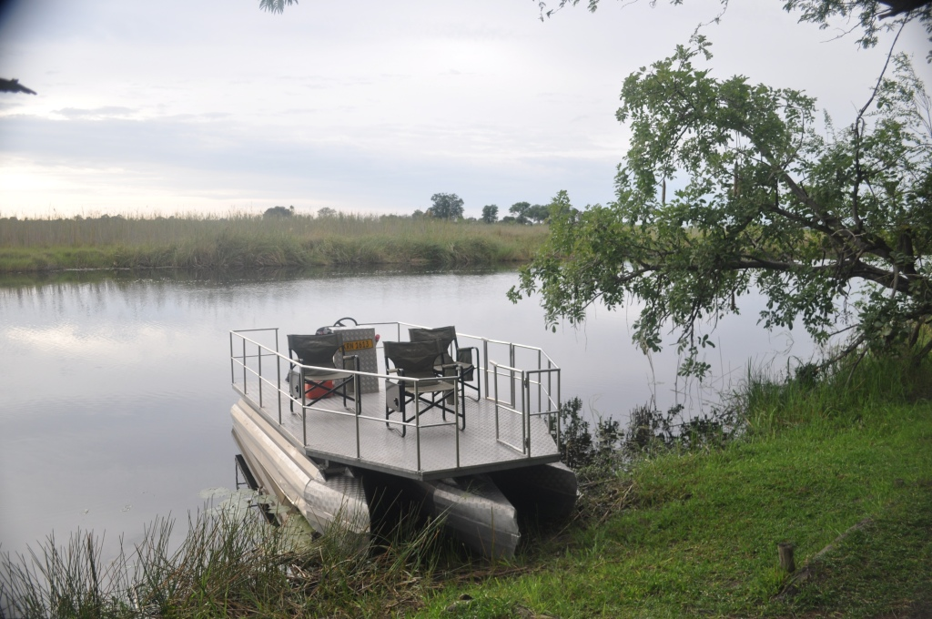 The Caprivi Strip, Namibia