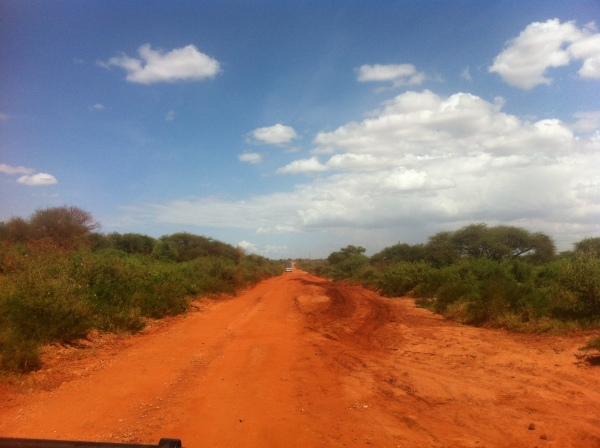 Road to Voi.. much worse than it appears!